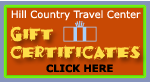 gift certificates texas hill country